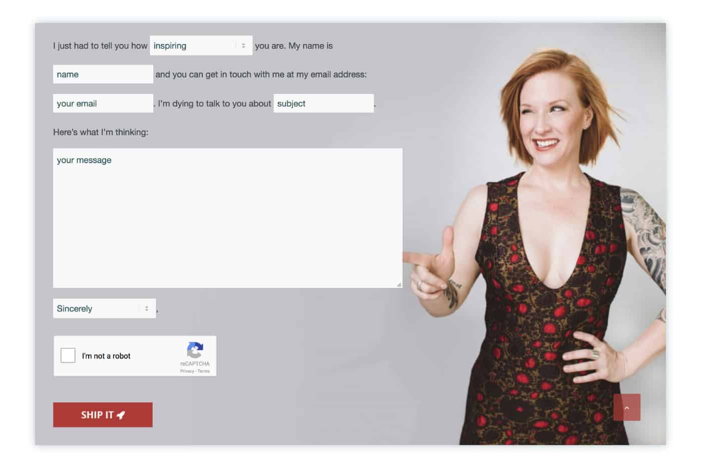 5 Genius Contact Forms That Will Get You More Clients