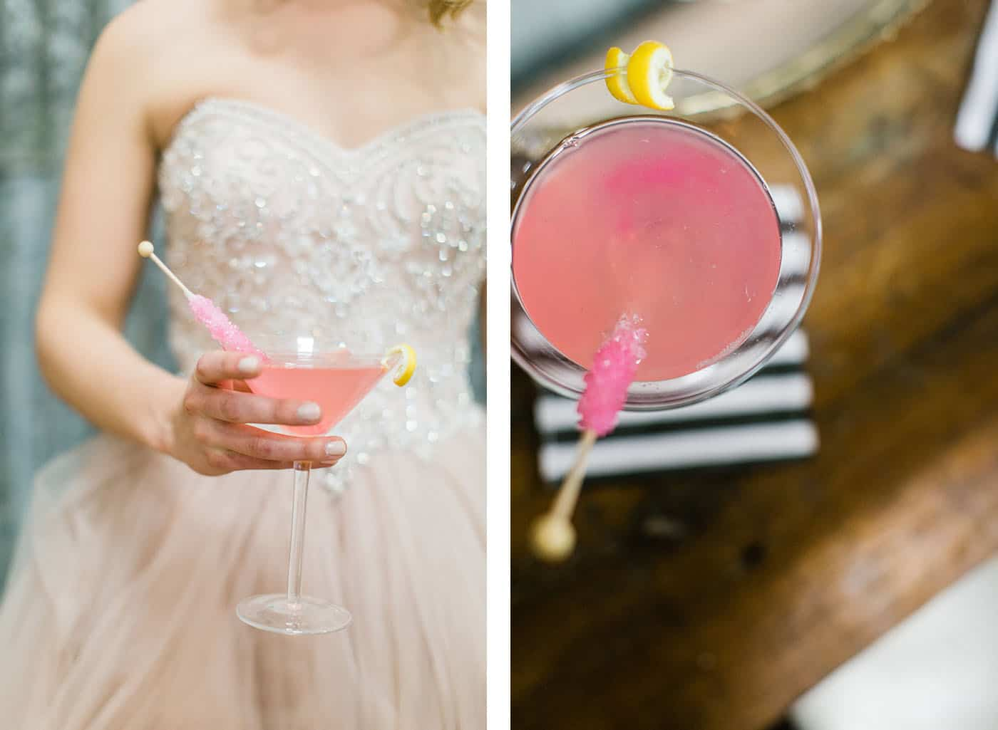 bride holding pink martini rachael osborn client questions