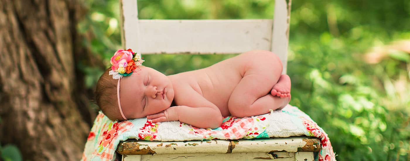 Newborn Photography Props: How To Make Photos That Are Classy & Cute
