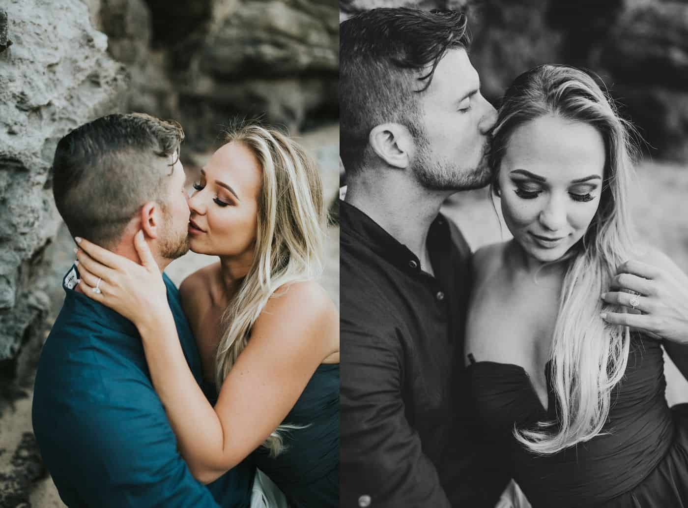 Proposal Session Tricks With A Professional Photographer
