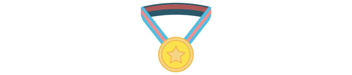 Passion Projects Medal