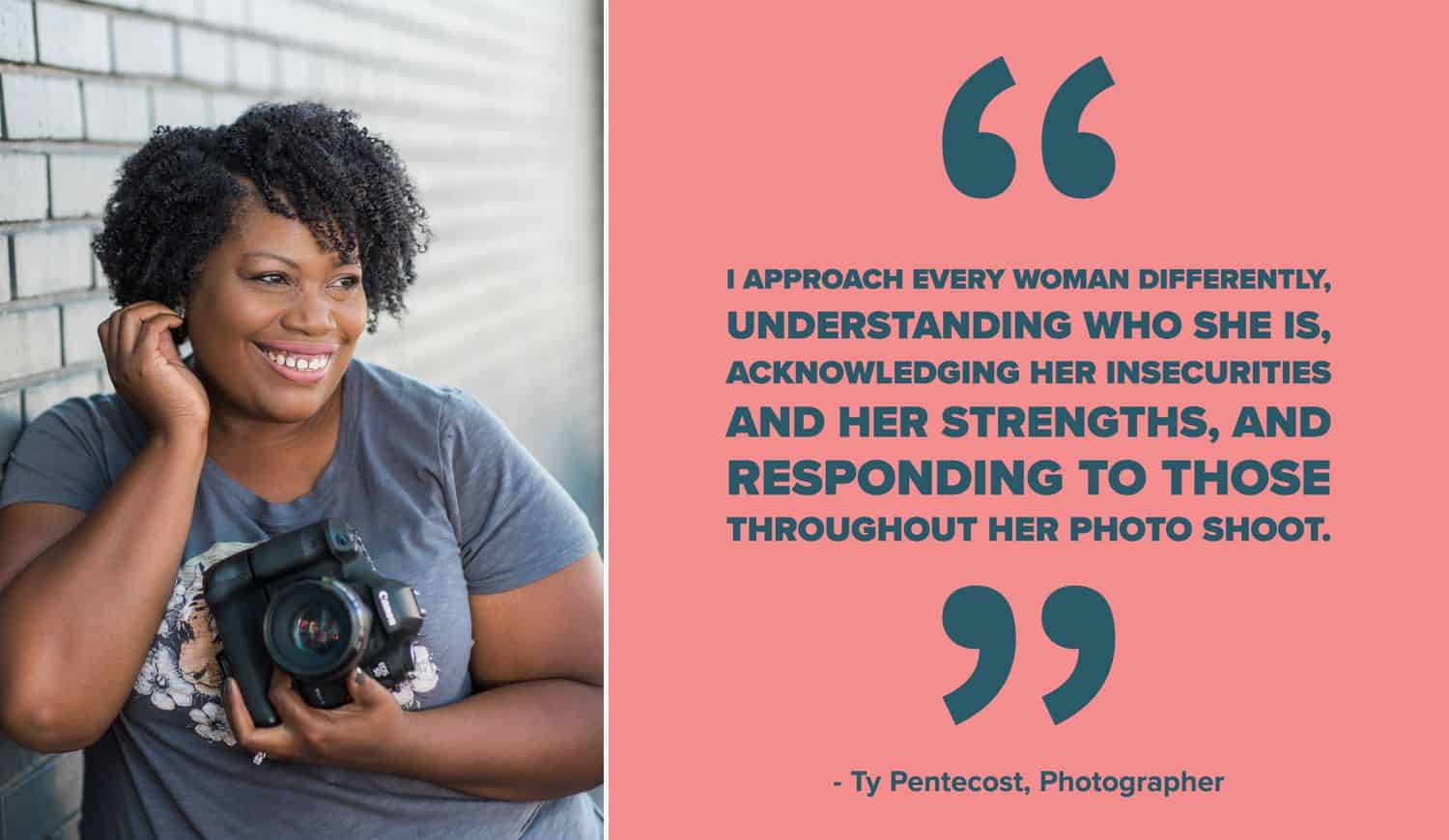"""Drop the Obsession with """"Pretty"""" Portrait Photography"""