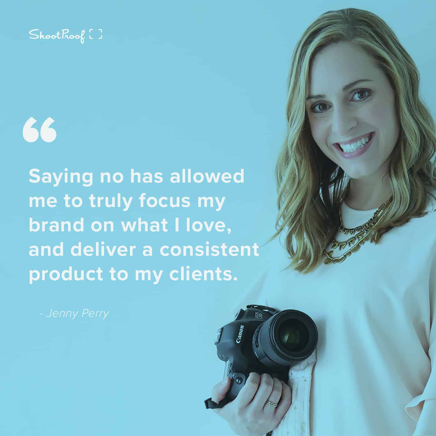 How To Get More Photography Clients? Start Saying No!