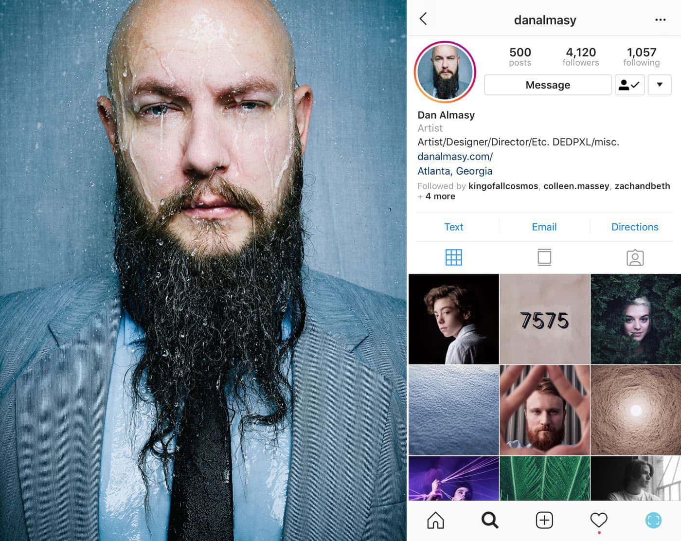 3 Simple Approaches To A Powerful Instagram Portfolio: Dan Almasy on Instagram