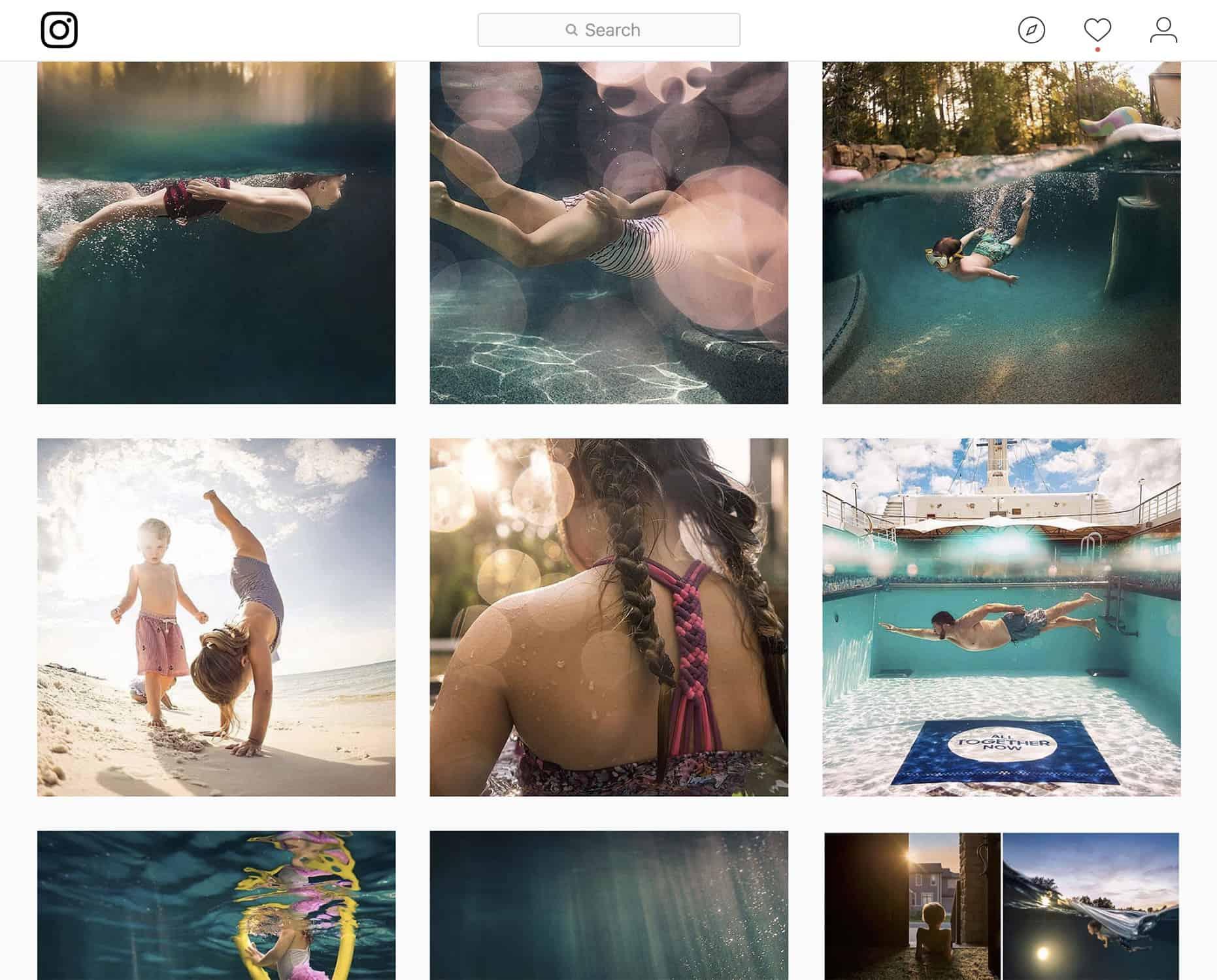 3 Simple Approaches To A Powerful Instagram Portfolio: Elizabeth Blank Instagram Feed