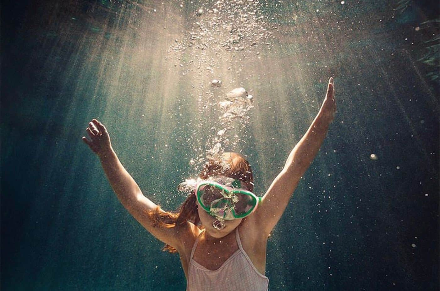 3 Simple Approaches To A Powerful Instagram Portfolio: Underwater Child Photography