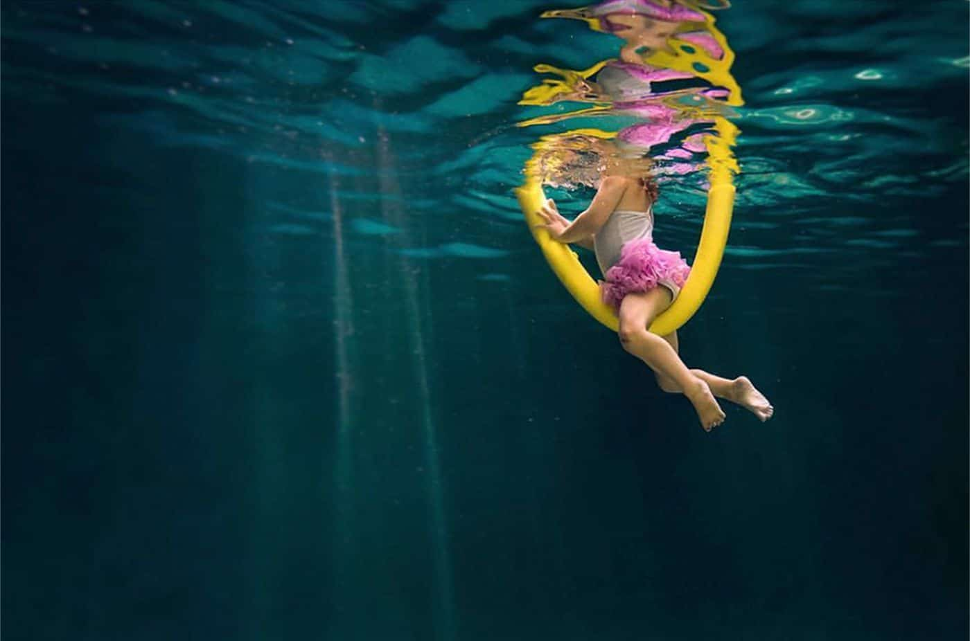 3 Simple Approaches To A Powerful Instagram Portfolio: Atlanta Kids Photographer Underwater