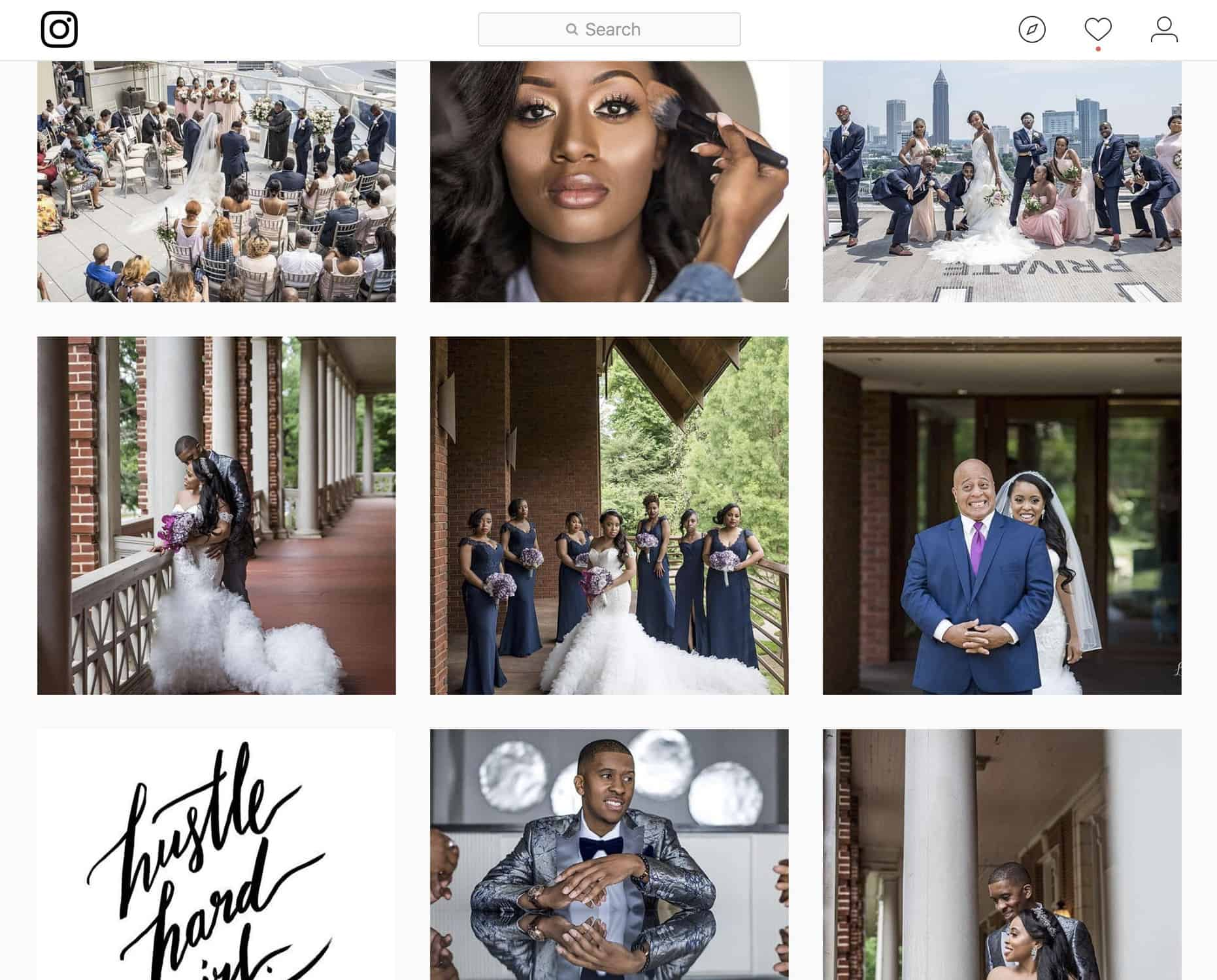 3 Simple Approaches To A Powerful Instagram Portfolio: LaJoy Cox Instagram Feed