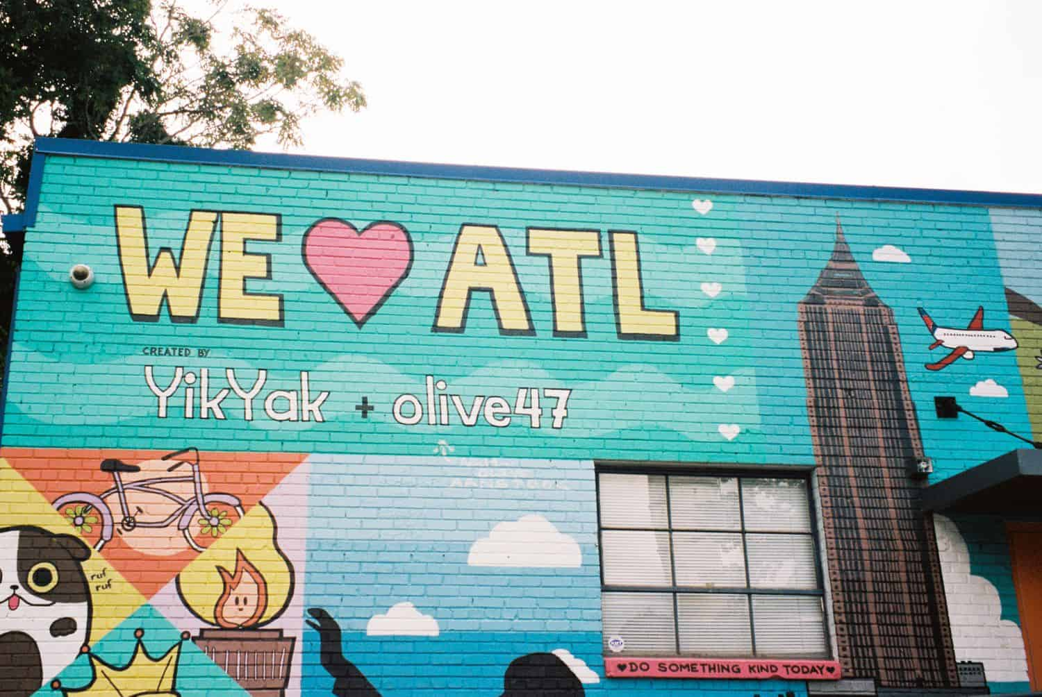 Expand Your Community, One Love Letter At A Time: We Heart ATL