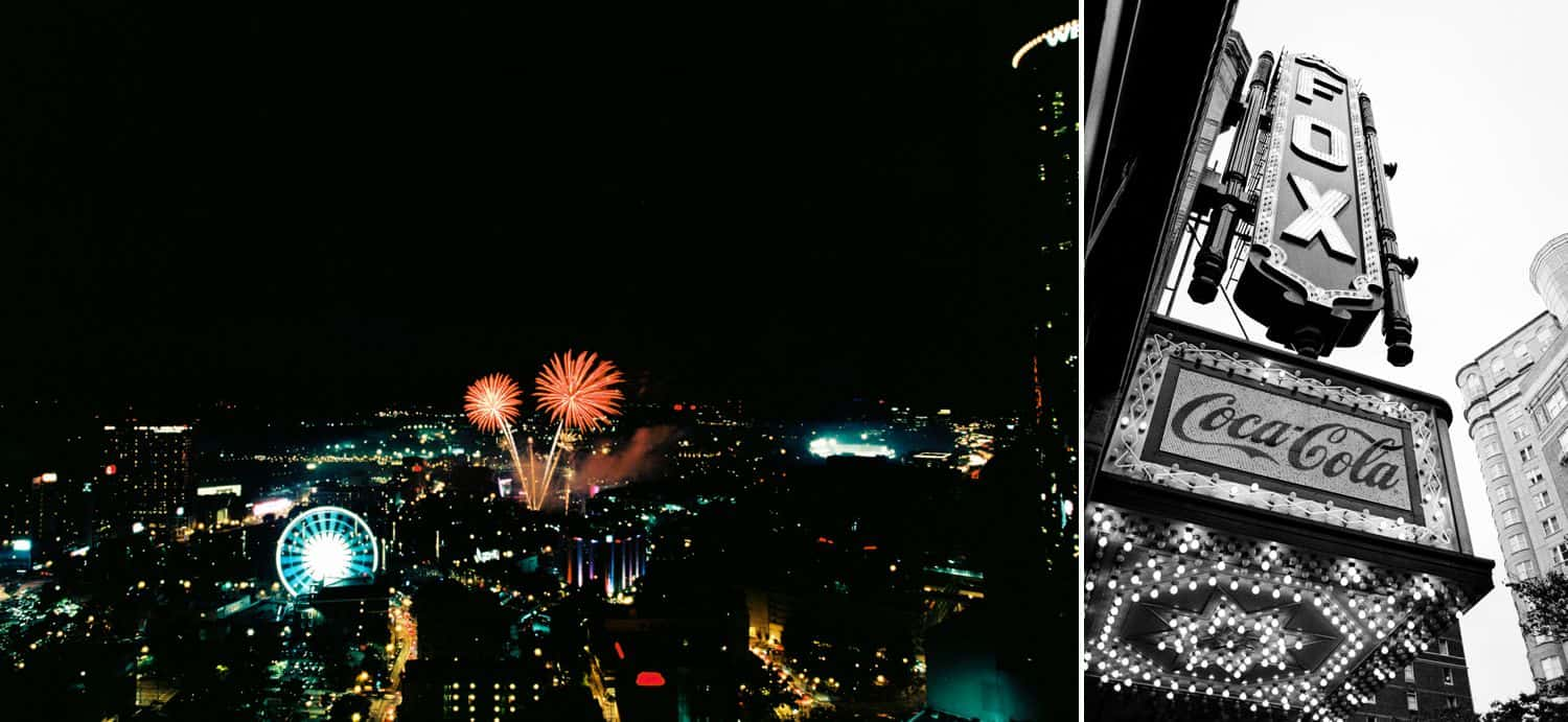 Expand Your Community, One Love Letter At A Time: Atlanta Fireworks & the Fox Theatre