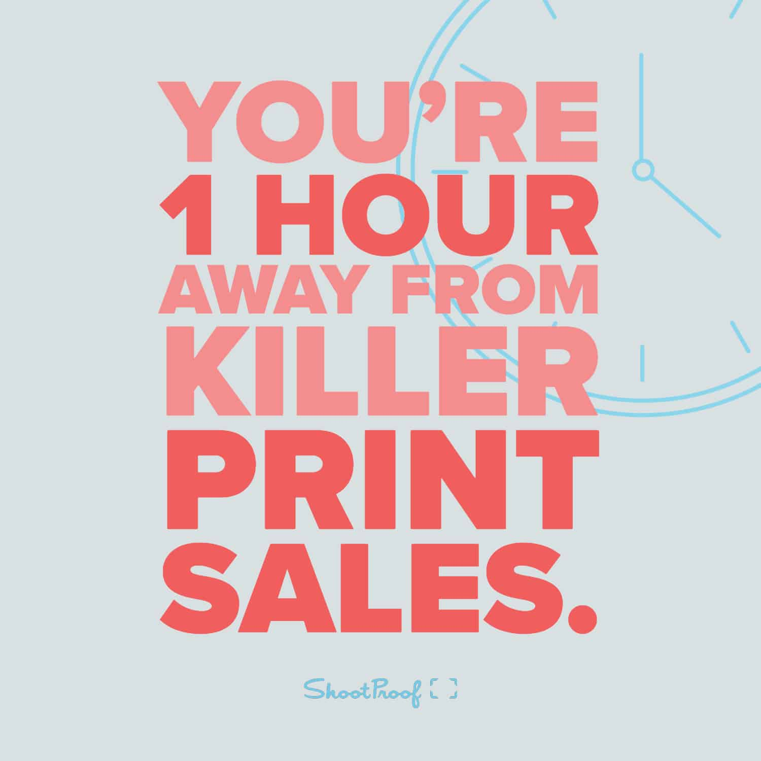 How To Dramatically Increase Print Sales With 2 Easy Emails