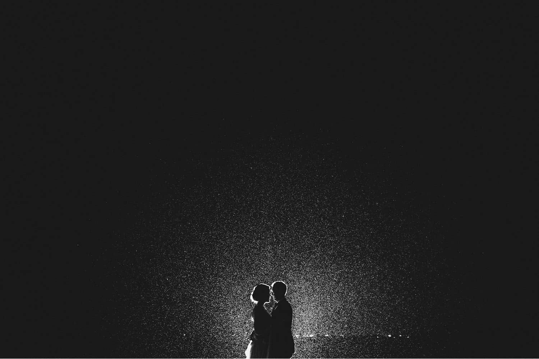 "Eirik Halvorsen: ""Your Last Photo Is the Most Important"": Rainy Nighttime Wedding Photo"