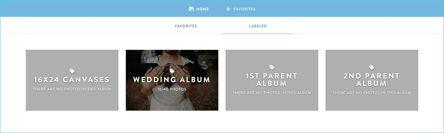 Labels: Help Your Clients Pick Their Favorite Photos FAST