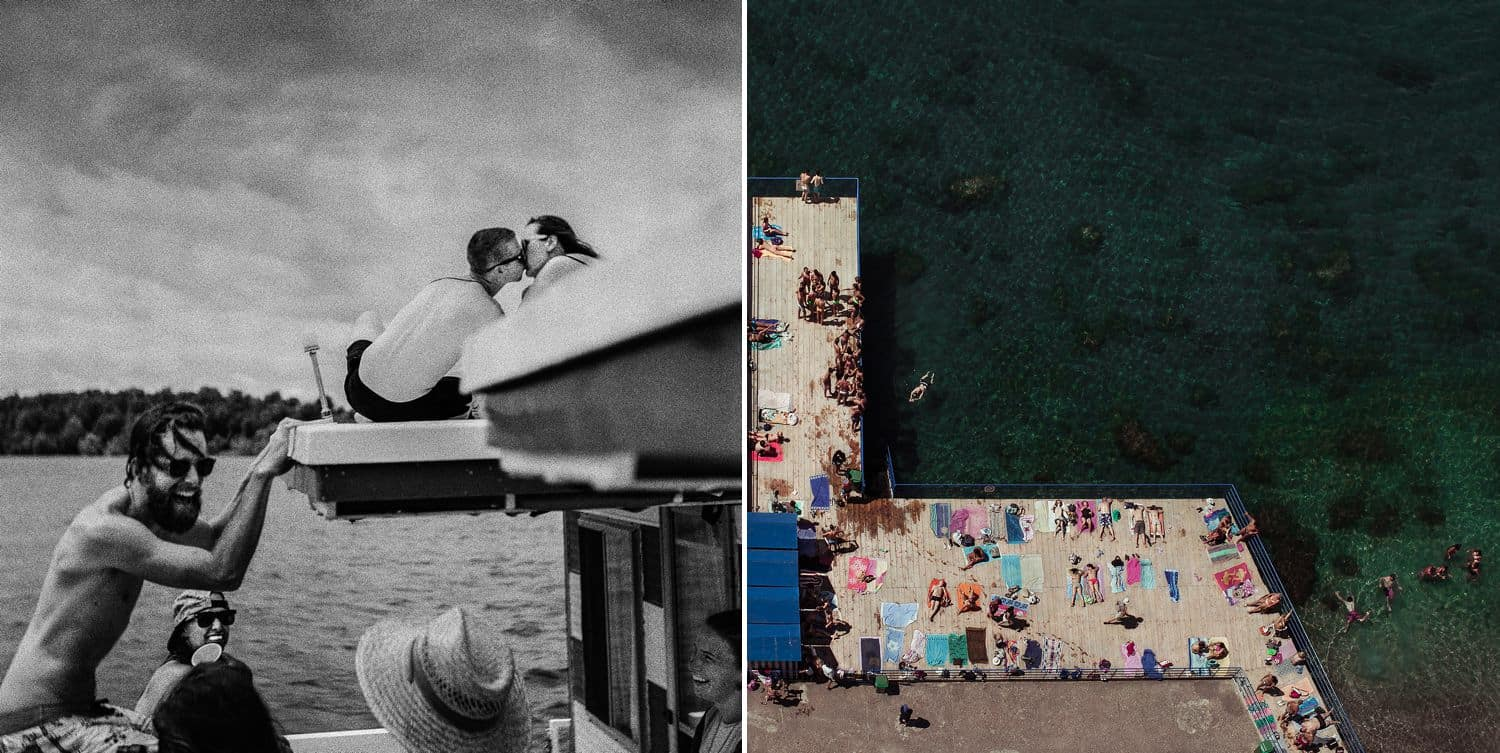 Authenticity Is Dead and Everything Is Wonderful: Film Photojournalism At the Beach