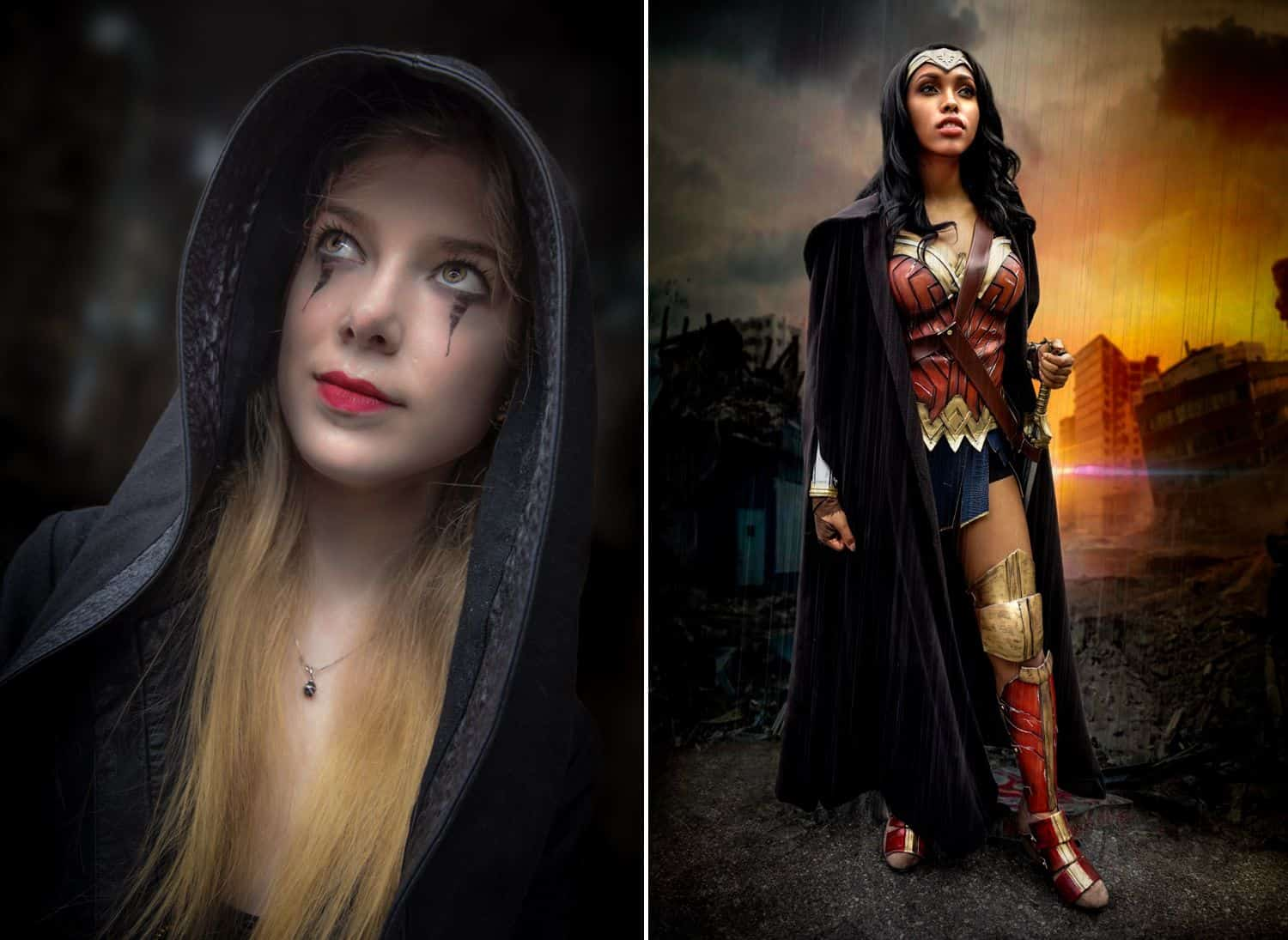 41 Fascinating Photos That Will Inspire More Powerful Portraits: Cosplay Photography by Joe Alfano