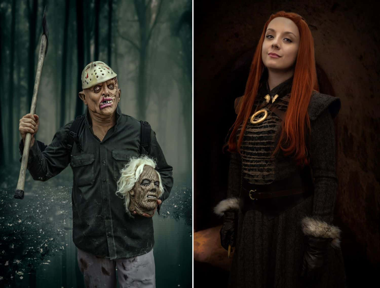 41 Fascinating Photos That Will Inspire More Powerful Portraits: Cosplay Photographer Joe Alfano