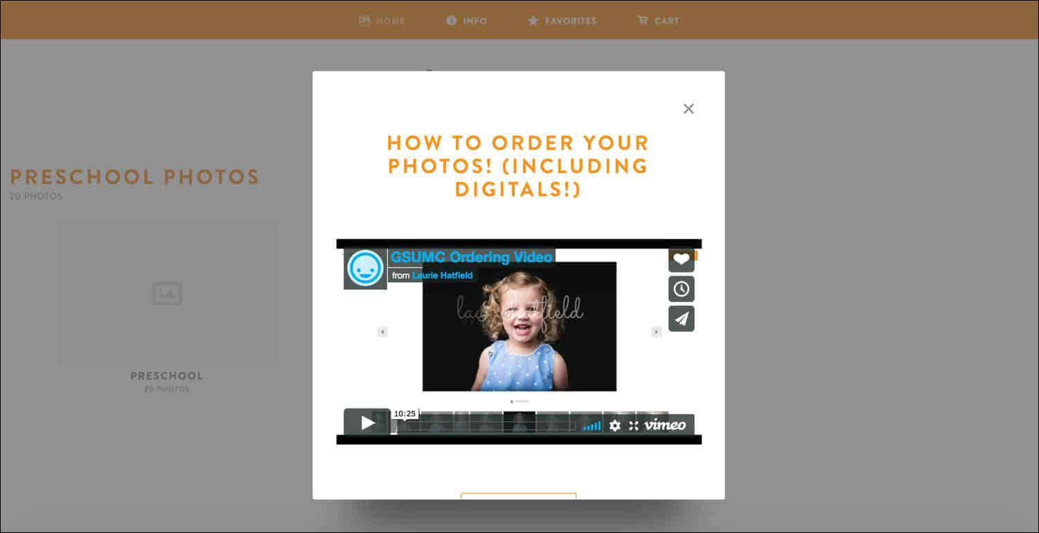 Make Your Clients Feel Extra-Loved with Video Messages: Laurie Hatfield Photography