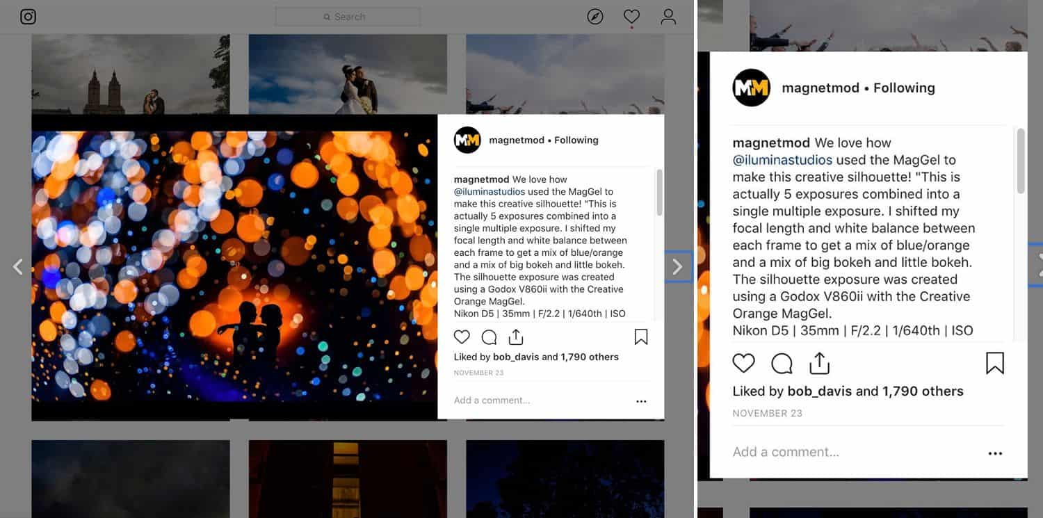 The Best 19 Instagram Feeds for Your Photography Business
