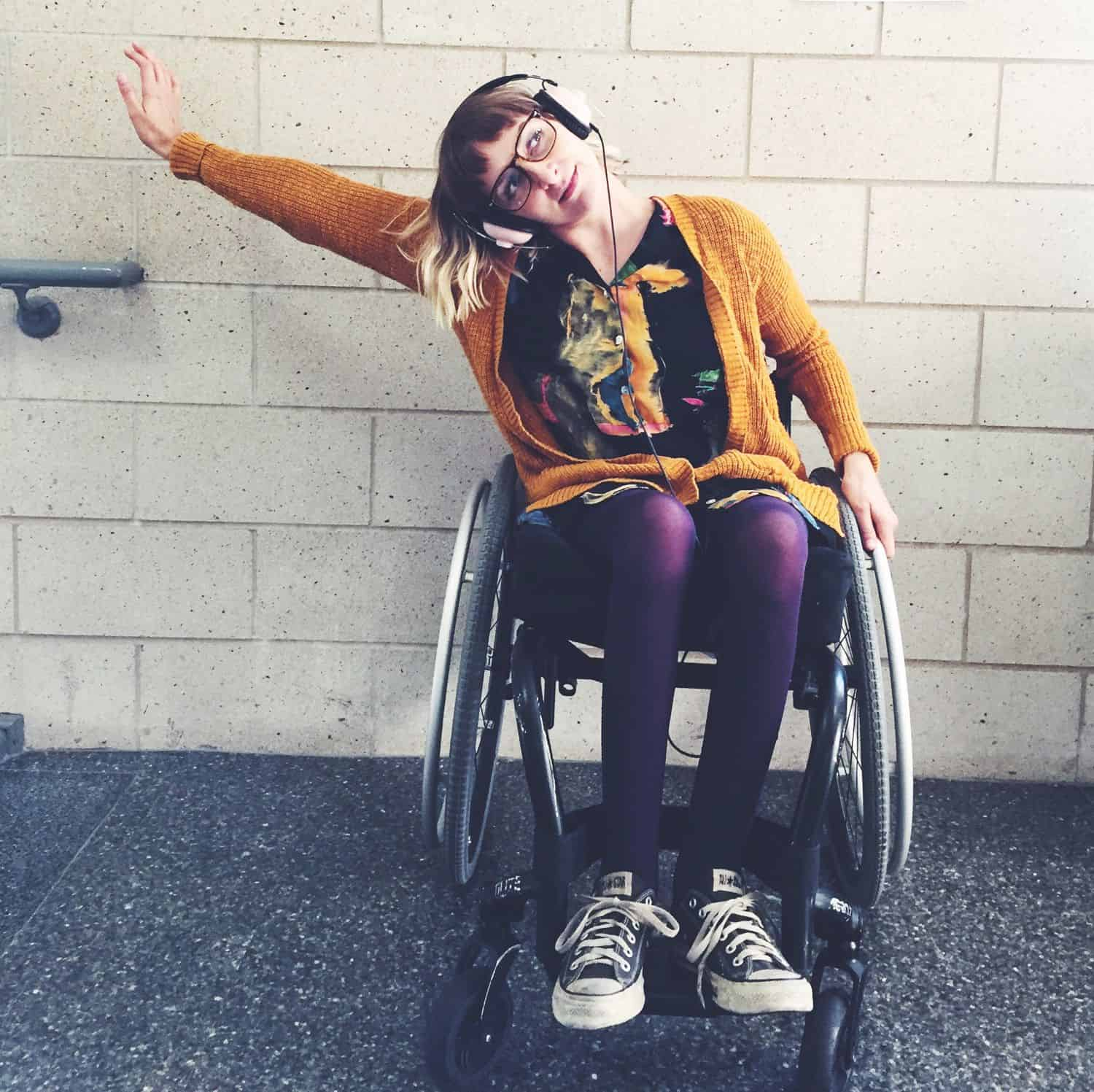 Every body deserves beautiful photographs. Meet one woman with a wheelchair whose photos prove that cameras can't discriminate.
