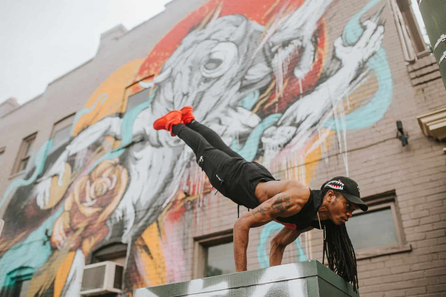 Katrina Boone left her stable teaching career to become a full-time dance photographer. What happened next has changed more lives than her own.
