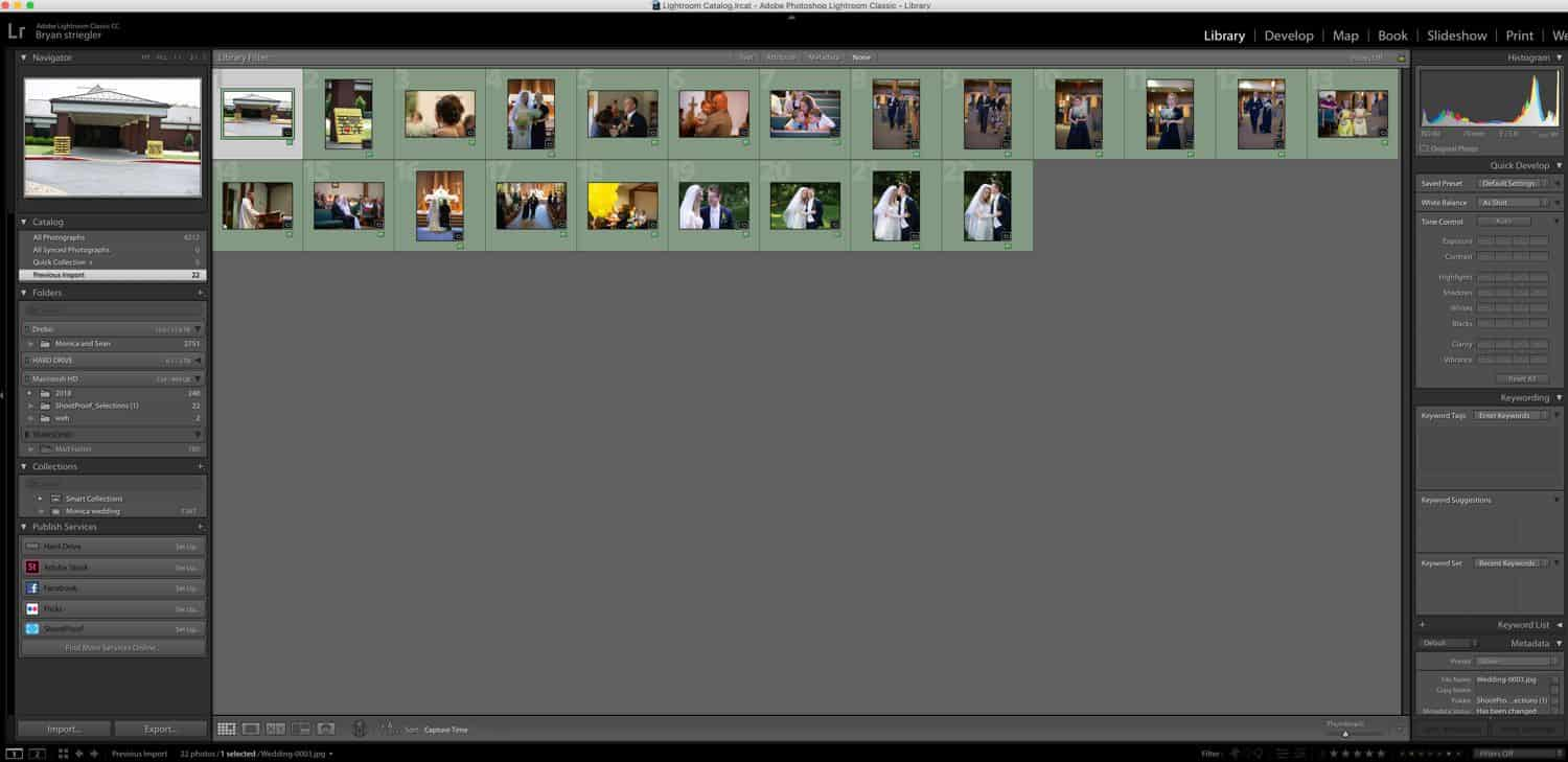 WATCH: How To Get ShootProof Favorites Into Lightroom
