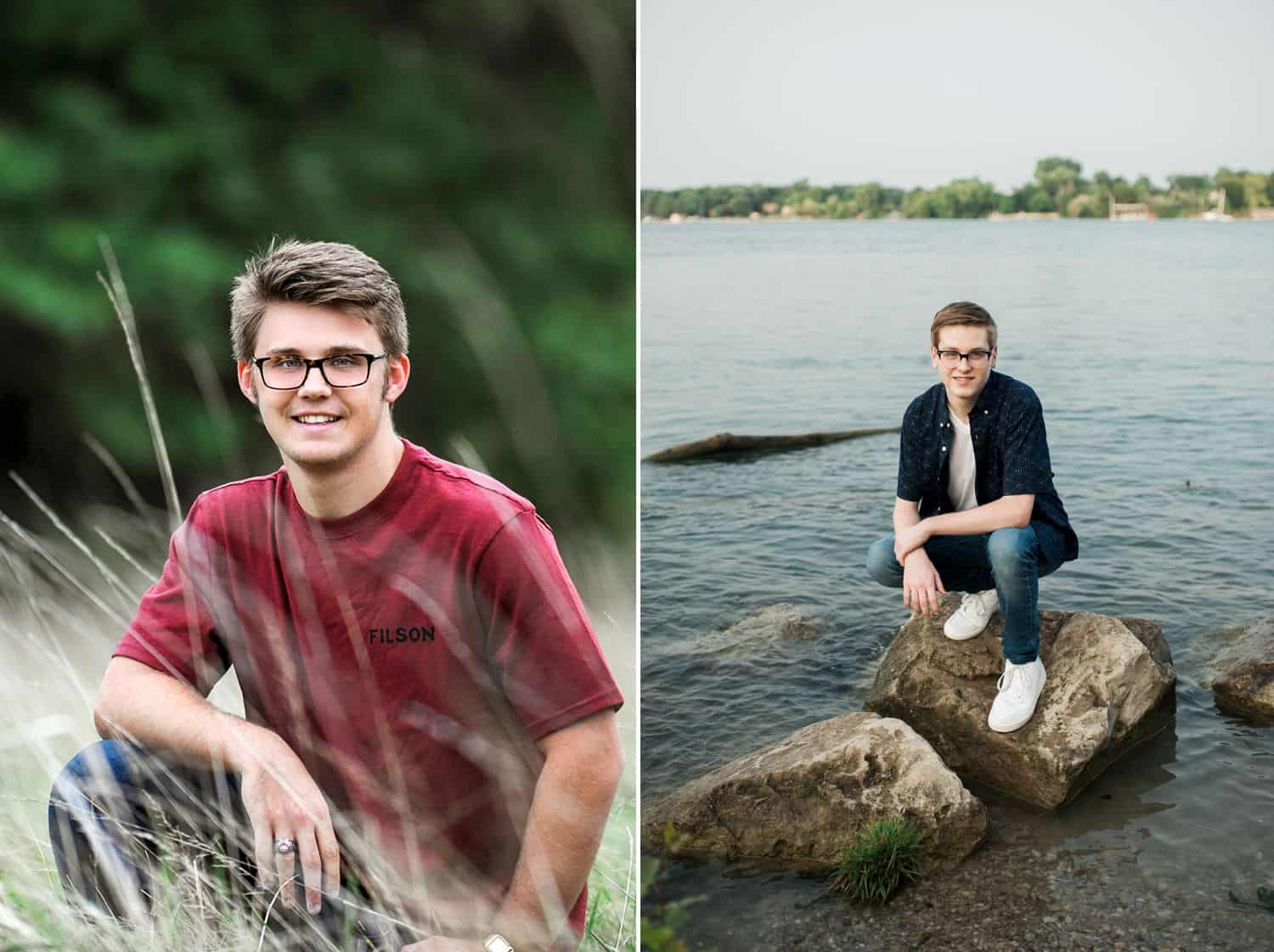 31 of the Best Senior Picture Posing Ideas for Guys