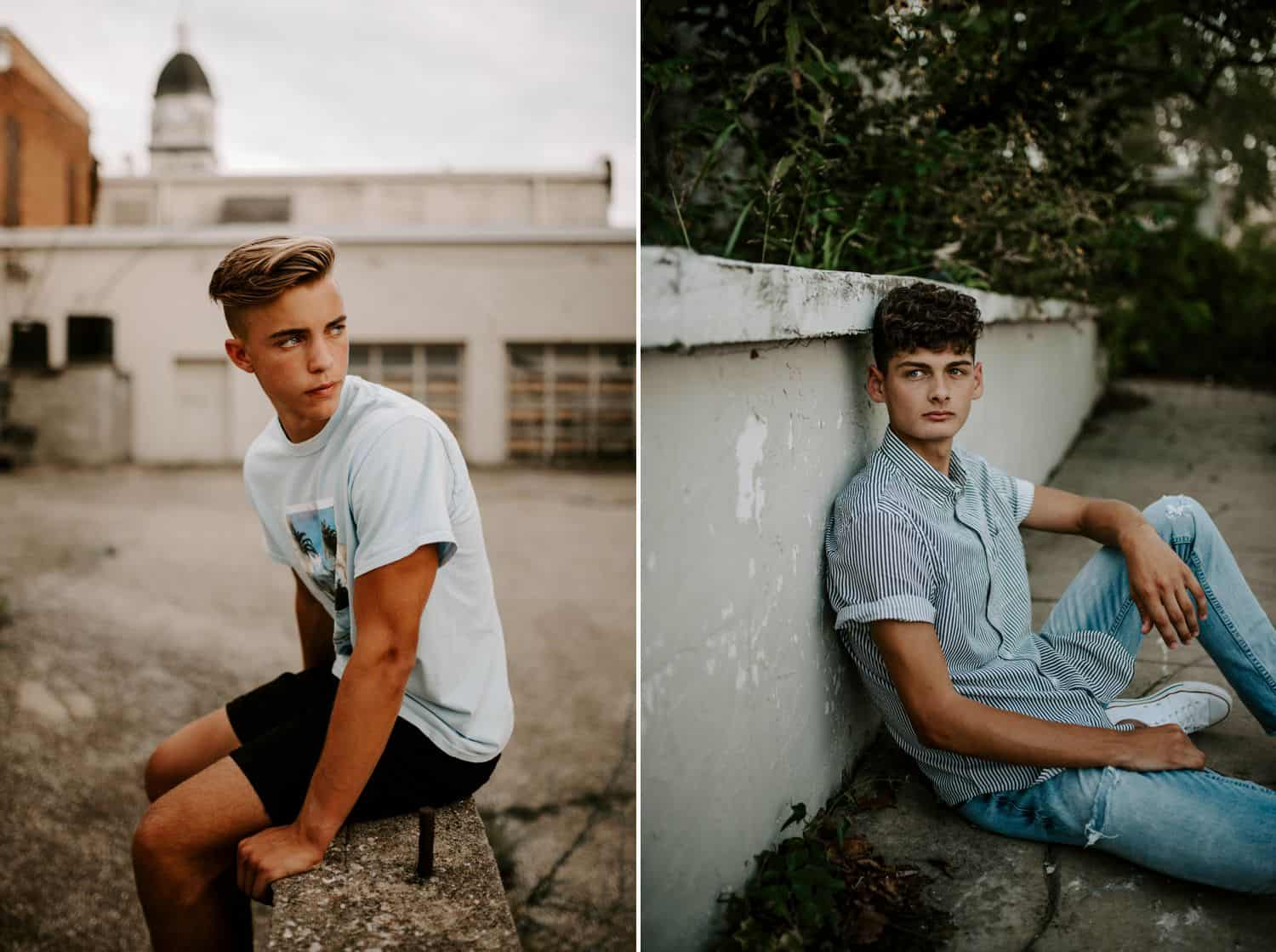 31 Best Senior Portrait Ideas For Guys Shootproof Blog