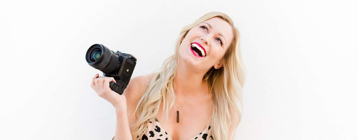 Here's How To Go Full-Time with Headshots and Brand Photography