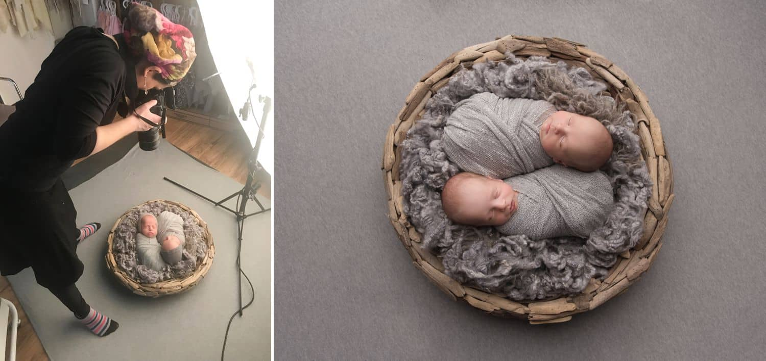 Poses Guaranteed To Delight New Parents