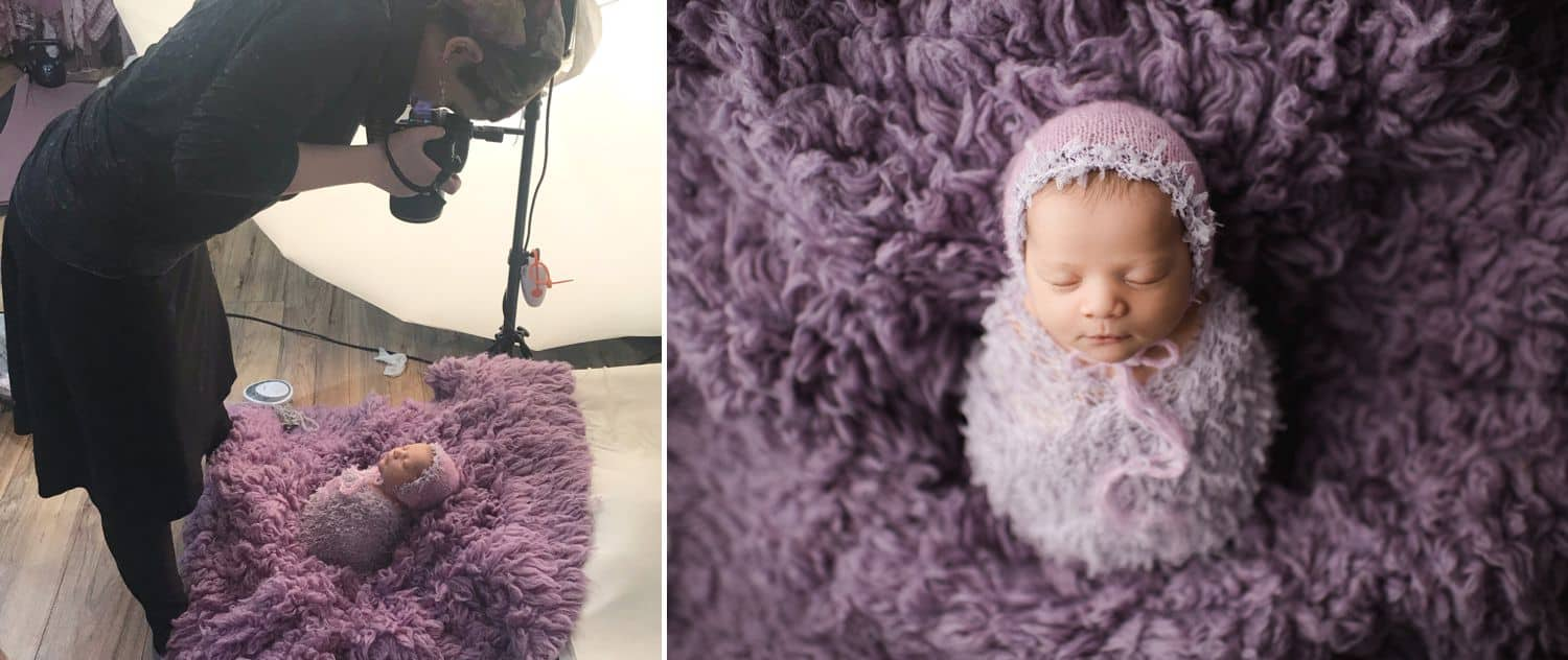 Newborn Poses Guaranteed To Delight New Parents
