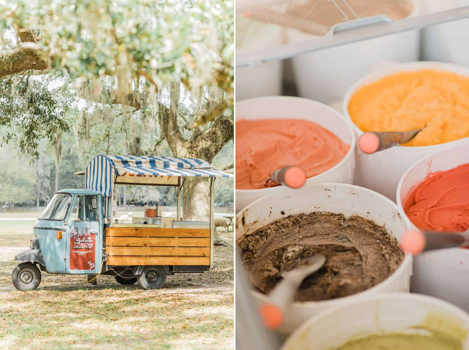 Gelato Truck: Get Photography Clients with Styled Shoots