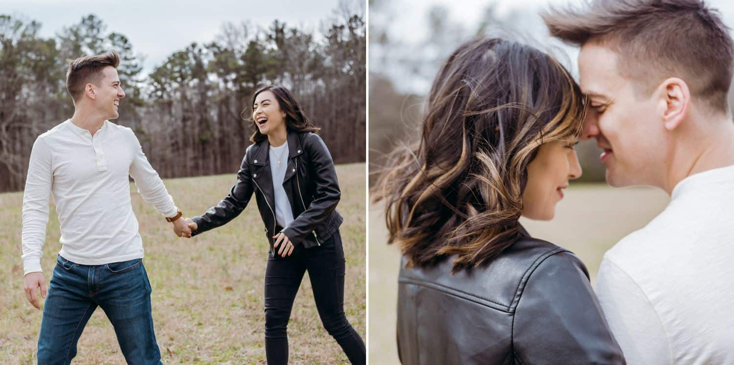 #ShootProofPro: 7 Stories for Days When You Think You Suck (White couple walks through a park on an overcast day)