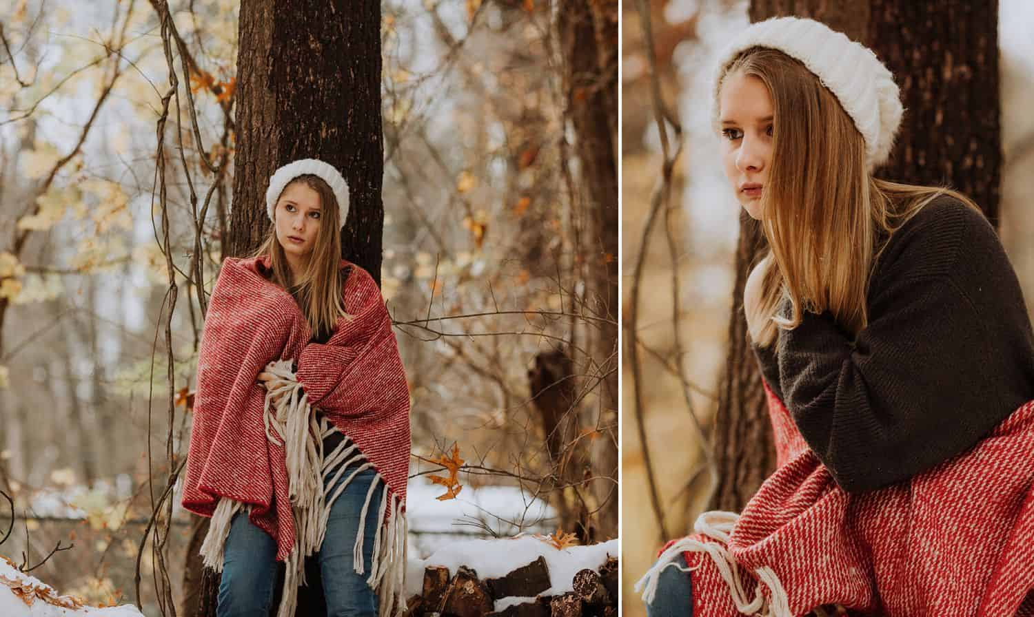 Work year-round when you book beautiful winter photography sessions! Here are the tips, tricks, and poses you need to make your winter wonderful.