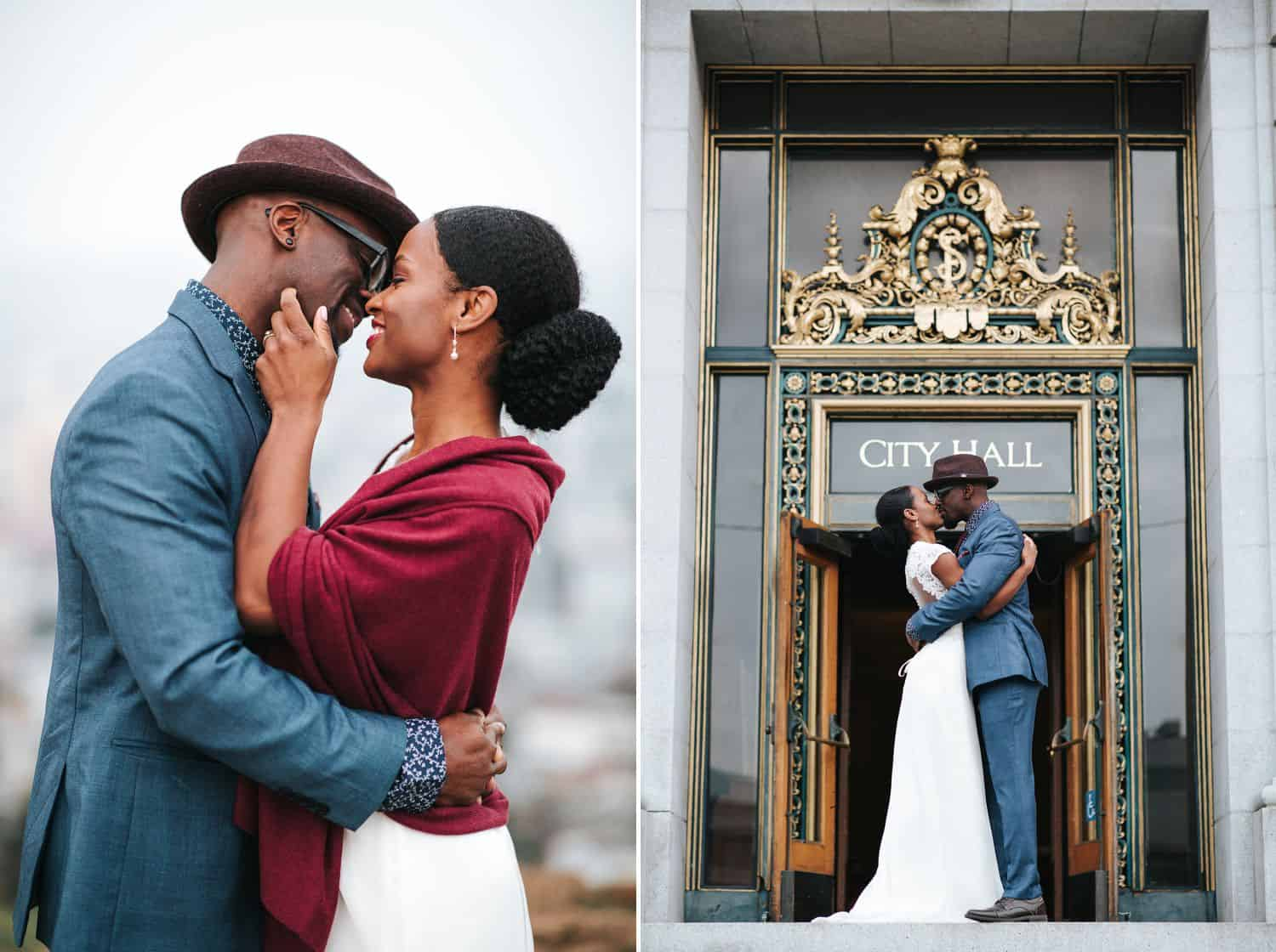 11 Photos Every Wedding Photographer Should Know How to Make: #6 - A Not-Gross Kissing Picture