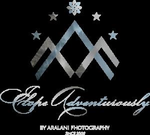 Elope Adventurously Photo Logo
