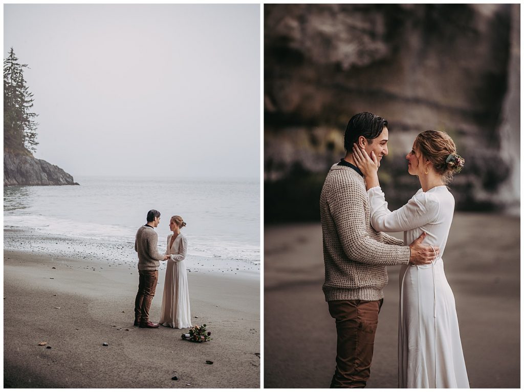 marriage on beach