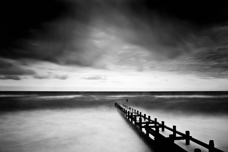 Joshua Wyborn's ghostlike, long-exposure image is one example of his fine art photography.