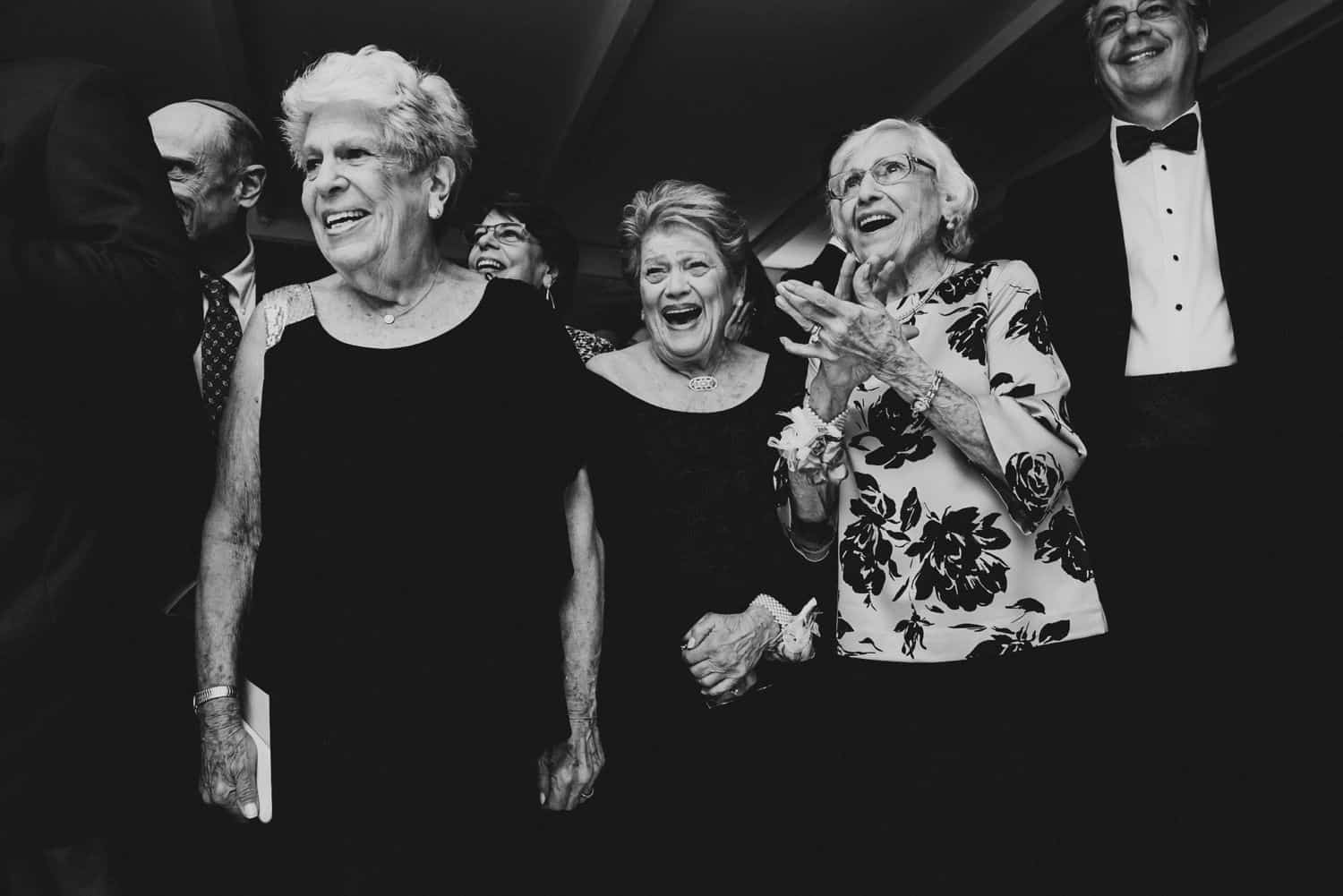 Photography Trends: Black and White Photos of Grandparents